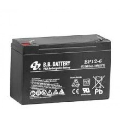 Аккумулятор BB Battery BP12-6/T1