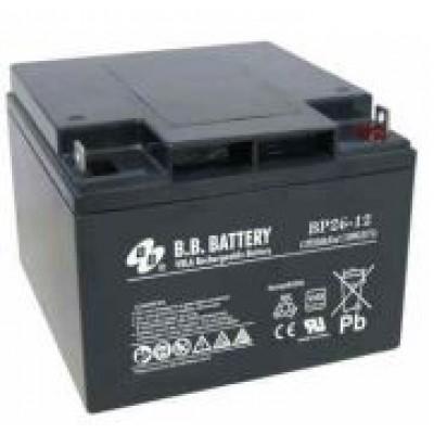 Аккумулятор BB Battery BP26-12/B1