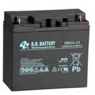 Аккумулятор BB Battery HR22-12/B1