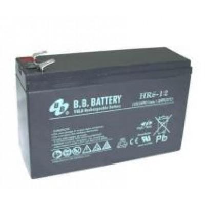 Аккумулятор BB Battery HR6-12/T1