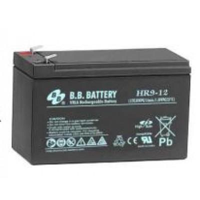 Аккумулятор BB Battery HR9-12FR