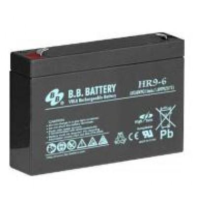Аккумулятор BB Battery HR9-6/T2