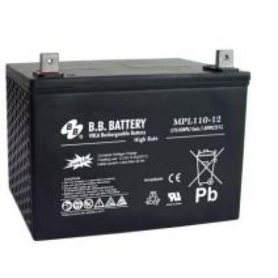 Аккумулятор BB Battery MLP110-12/B6