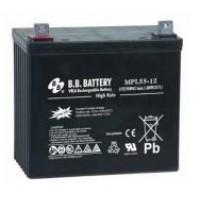 Аккумулятор BB Battery MLP55-12/B5