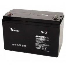 Аккумулятор Vision FM 12V 100Ah