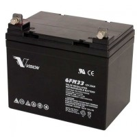 Аккумулятор Vision FM 12V 33Ah