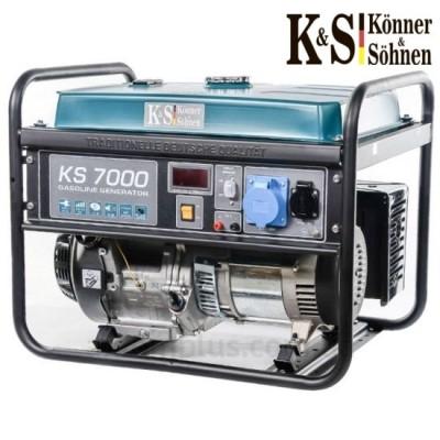 Генератор бензиновый Könner&Söhnen KS 7000
