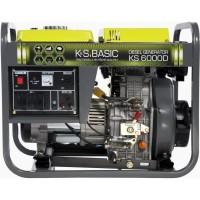 Генератор дизельный K&S BASIC KS 6000 D
