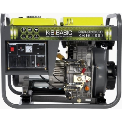 Генератор дизельный K&S BASIC KS 8000 DE ATSR