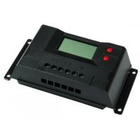 Контроллер заряда аккумуляторных батарей Altek АСМ30D+USB