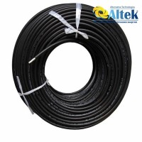 Солнечный кабель Altek 10 мм, черный