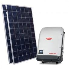 """Сетевая солнечная электростанция 10 кВт """"Премиум"""""""