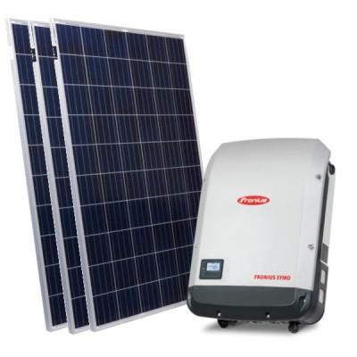 """Сетевая солнечная электростанция 15 кВт """"Премиум"""""""