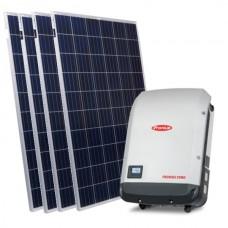 """Сетевая солнечная электростанция 20 кВт """"Премиум"""""""