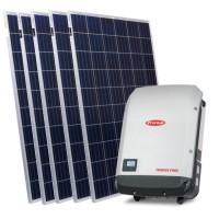"""Сетевая Солнечная электростанция 30 кВт """"Премиум"""""""