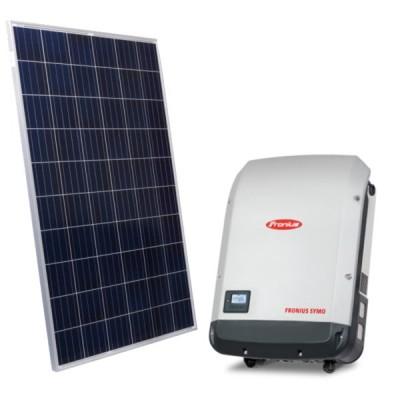"""Сетевая солнечная электростанция 5 кВт """"Премиум"""""""