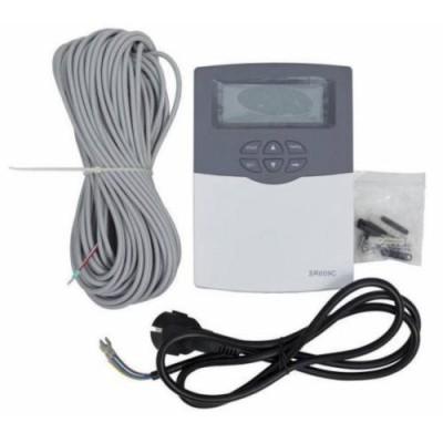 Контроллер для гелиосистемы Altek SR609