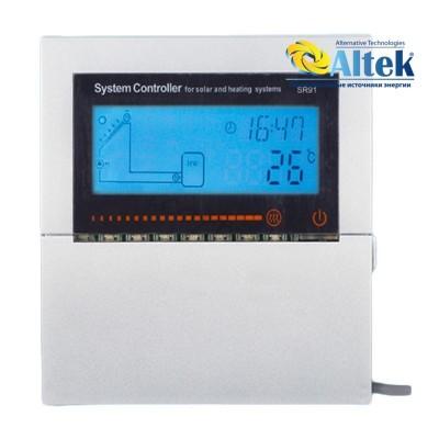 Контроллер для гелиосистемы Altek SR91