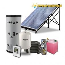 Солнечные коллекторы для нагрева воды - 200 л