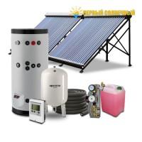 Солнечные коллекторы для нагрева воды - 300 л