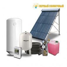 Солнечные коллекторы для нагрева воды - 100 л