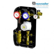 "Novasol 2 линия, 1"" 8-28 l/min GRUNDFOS UPM3 SOLAR 25-145"