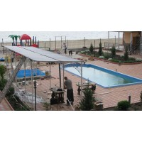 Солнечный коллектор OKU 1000 (для бассейнов)