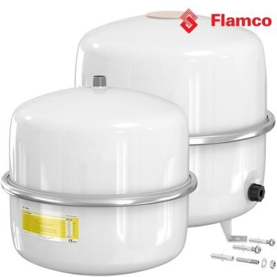 Расширительный бак Flamco Flexcon Solar 80
