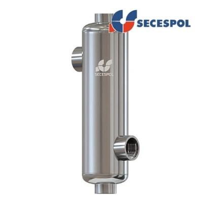 Теплообменник для бассейнов SECESPOL B180.FF