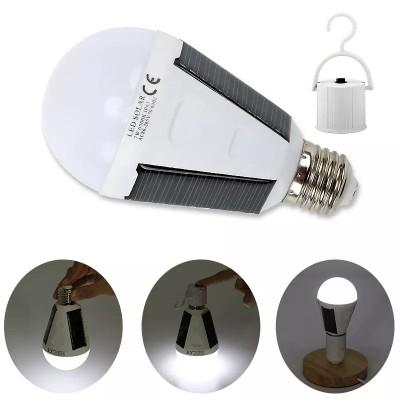 Солнечный светильник Gitex White + 12W