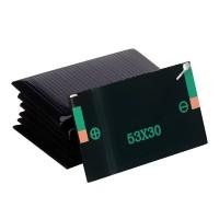 Мини солнечная панель 1SOLAR Panel 0.6 Вт