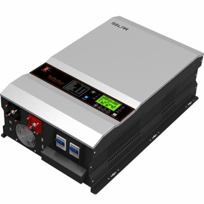 Автономный инвертор Altek PН30-4048 cо встроенным MPPT контроллером 60А