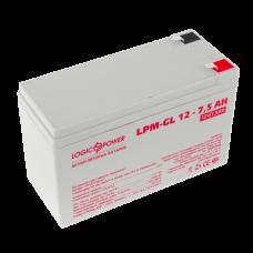 Аккумулятор LogicPower LPM-GL 12-7 AH