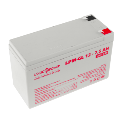 Аккумулятор LogicPower LPM-GL 12-150 AH