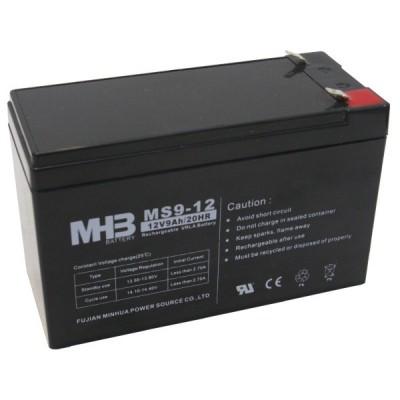 Аккумулятор MHB battery АКБ 12В 7Ач