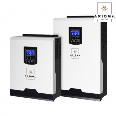Инвертор гибридный AXIOMA energy 5000ВА, 48В, ISPWM 5000