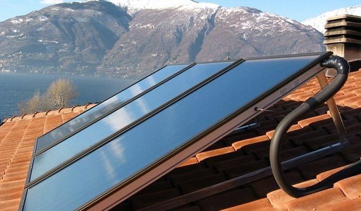 Плоские солнечные коллекторы